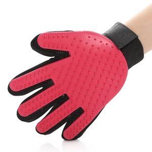 Pet grooming gloves, brush, comb 1 pairs